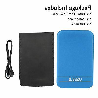 "2.5""External Drive USB Portable HDD Case 3TB"