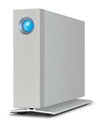 LaCie d2 Thunderbolt 3 Desktop Drive 6TB STFY6000400 Free Sh