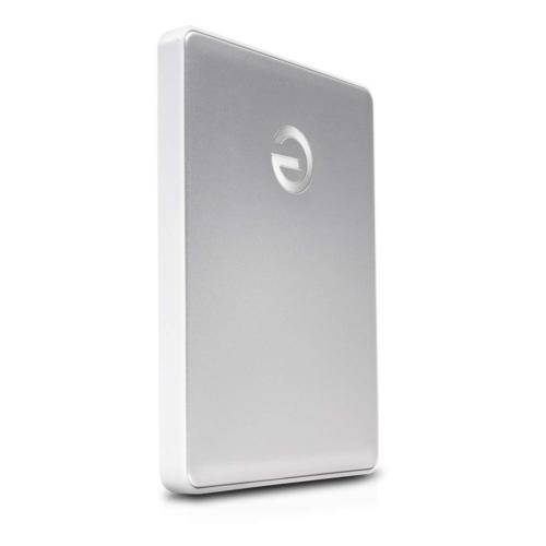 G-Technology 2TB G-DRIVE Mobile USB-C USB 1 Portable External Hard -
