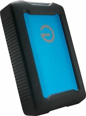 G-Technology 5TB External USB 1 Hard - Black