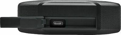 G-Technology - ArmorATD 5TB External 1 Hard - Black