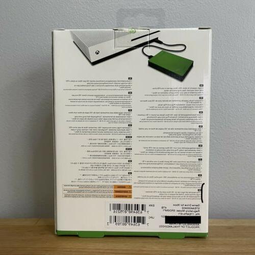 Seagate Xbox Green