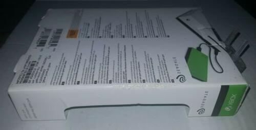 Seagate Game Xbox USB Model STEA2000403