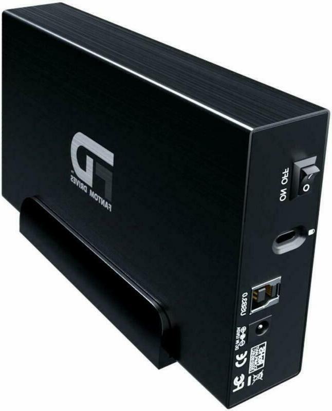 Fantom Drives 3TB USB rpm