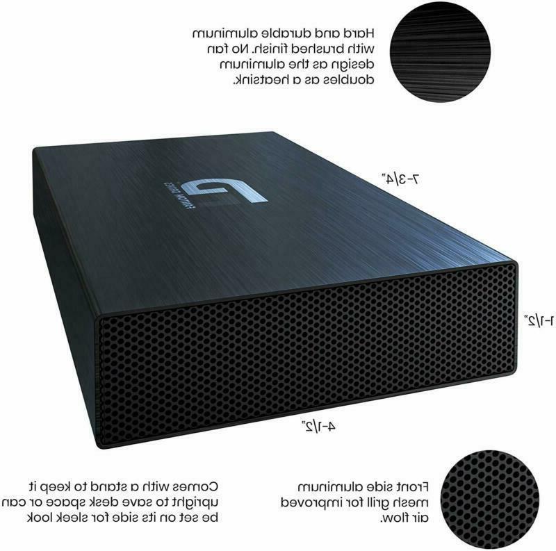 Fantom GForce3 3TB 7200 rpm External