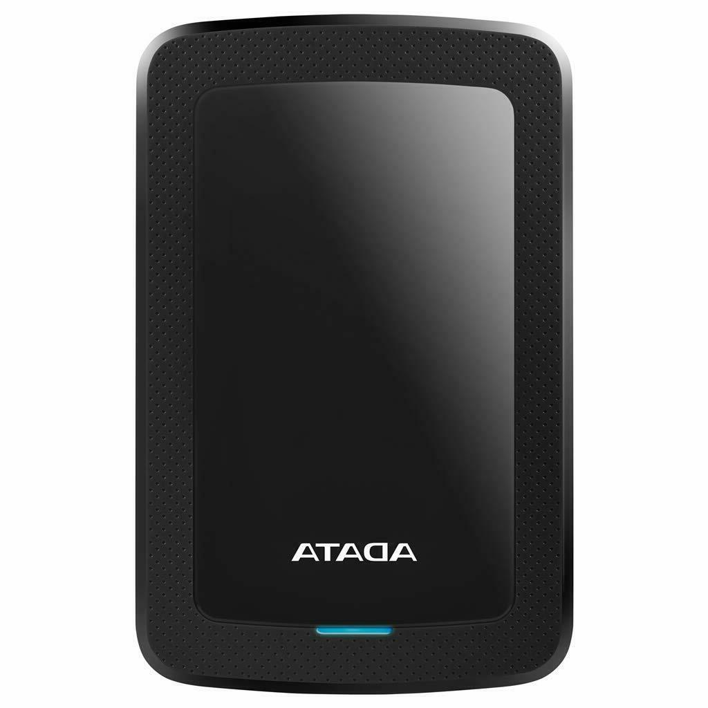 ADATA Hard Disk 1TB Slim Compact External Hard Drive For Off