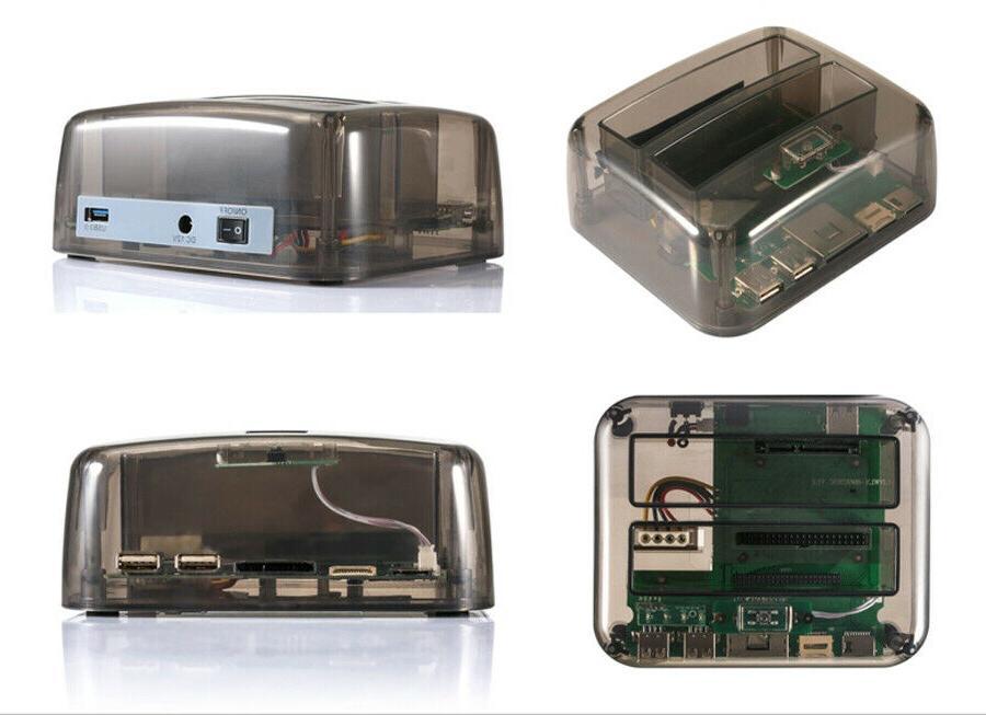 Hard Drive Hub USB SATA External USA
