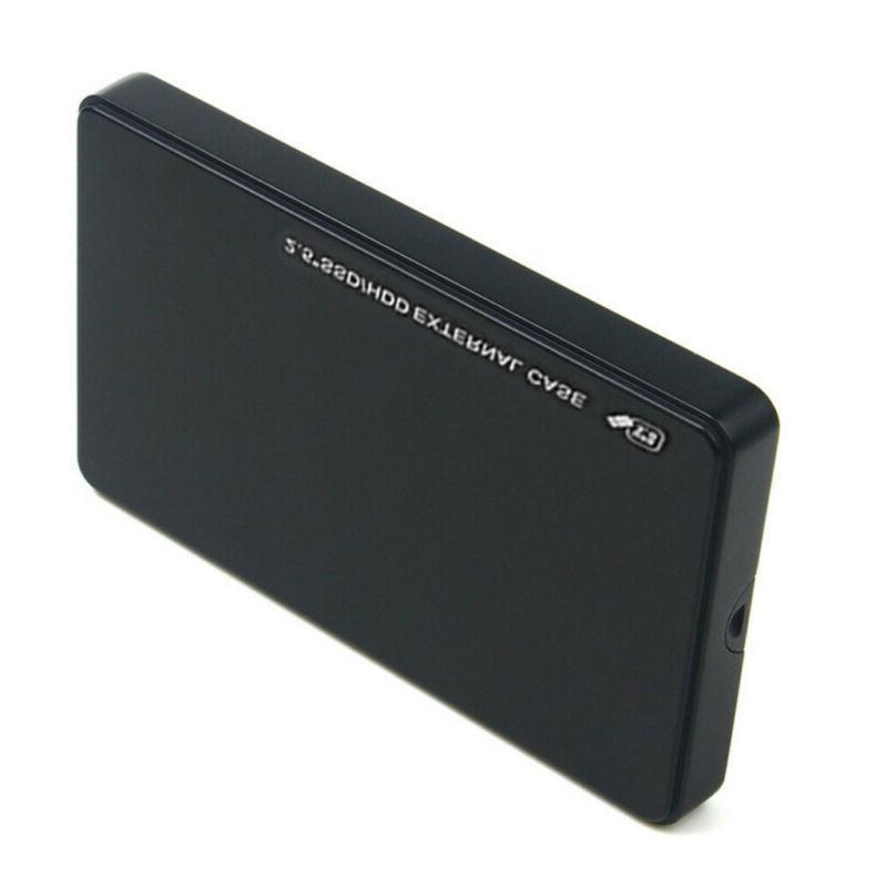 USB 2TB Desktop Case