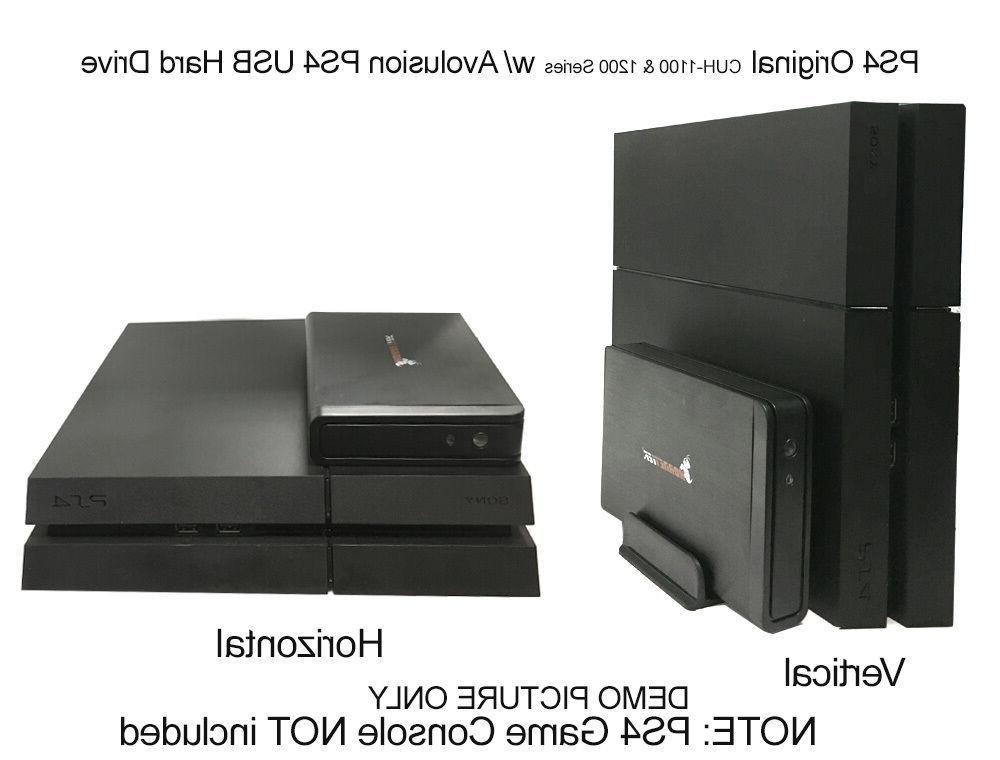 HornetTek 3.0 PS4 Hard Drive PS4, Slim, PS4 Pro