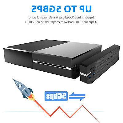 Memory Data Xbox HDD Adapter 6TB USB 3.0