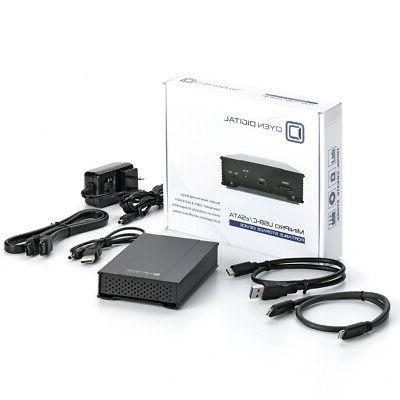 MiniPro USB-C External Enclosure