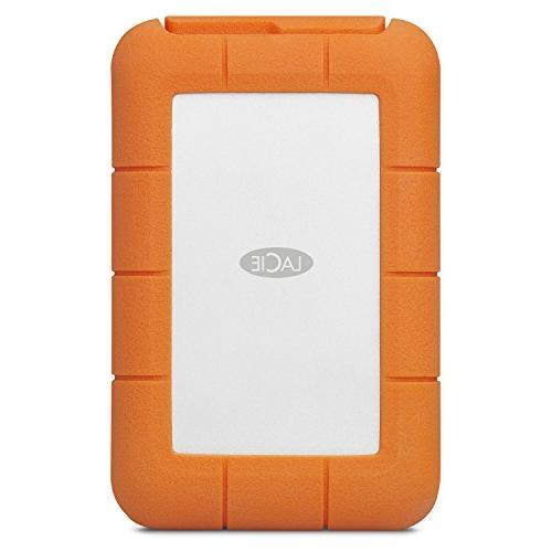 LaCie Rugged RAID 4TB Portable Drive + CC