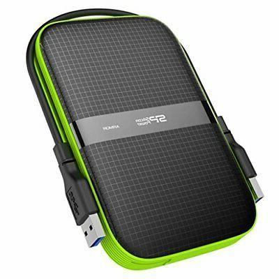 power 1tb black rugged portable external hard