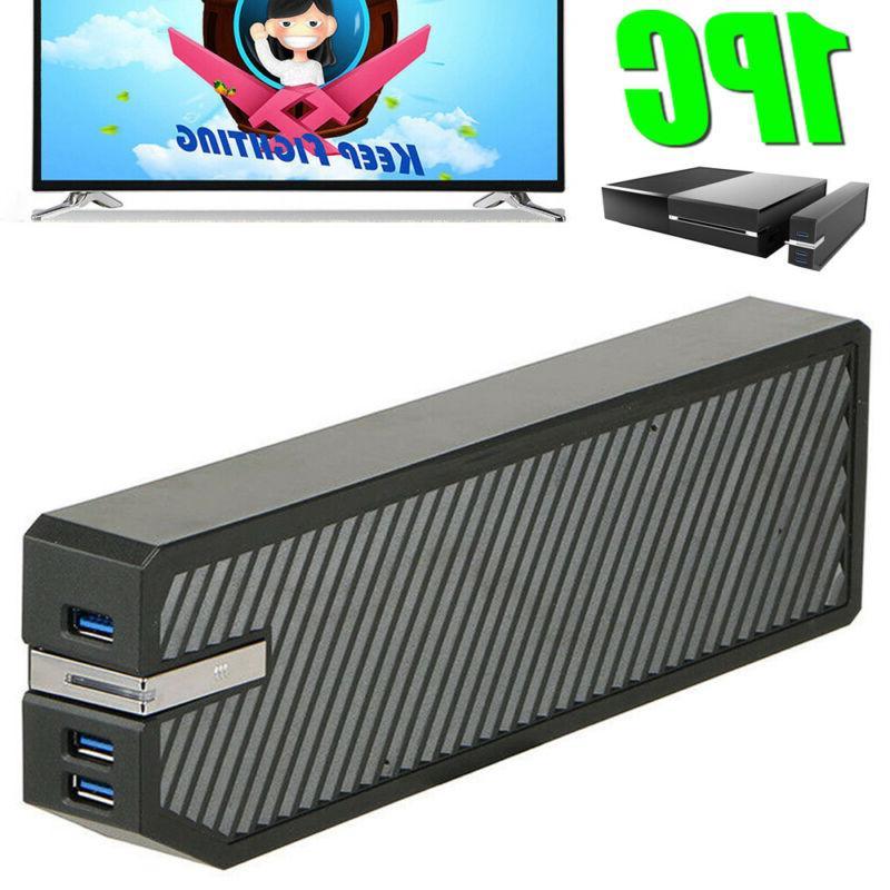 USB 3.0 2TB Storage External HDD Adapter Memory Data Bank Ex