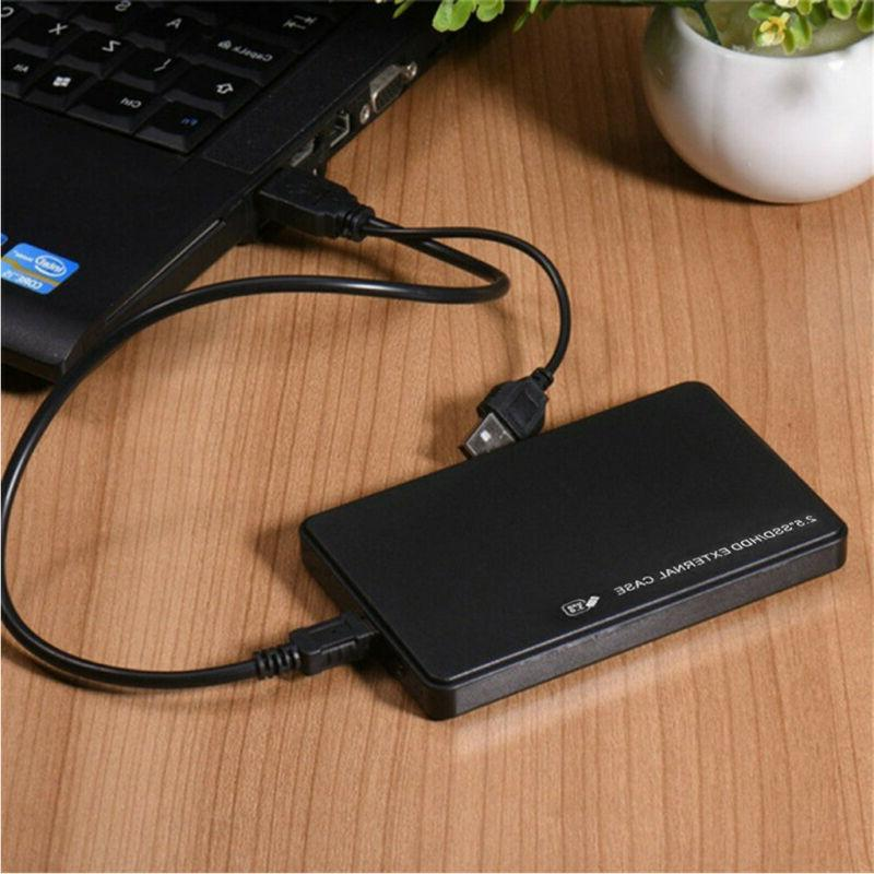 USB 3.0 External Drive Desktop Hard Case