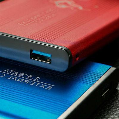 Portable USB 3.0 2TB 1TB Hard Disks For PC