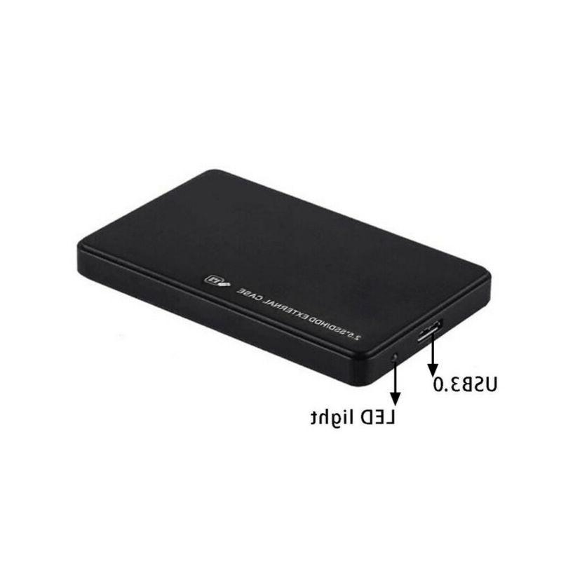 USB 3.0 2TB External Desktop Disk Case
