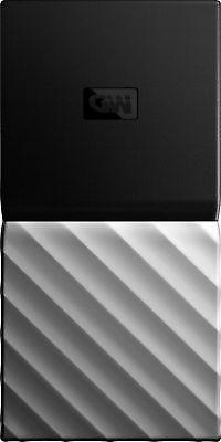 WD 1TB My Passport SSD Portable Storage - USB 3.1 - Black-Gr