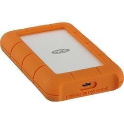 LaCie Rugged 4 TB External Hard Drive - USB 3.0 - Portable -