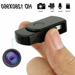 Mini USB Flash Drive Pinhole Hidden Camera U-Disk HD DVR Vid