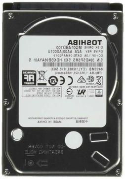 "Toshiba Mq01Abd 1 Tb 2.5"" Internal Hard Drive Mq01Abd100"
