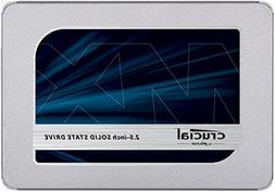 Crucial MX500 2TB 3D NAND SATA 2.5 Inch Internal SSD - CT200