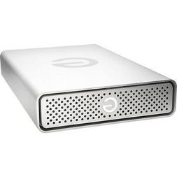 NEW G-Technology 2TB G-DRIVE G1 USB 3.0 Hard Drive, data tra