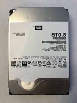 "NEW Western Digital 8.0TB 256 Cache 5400RPM 3.5"" SATA PC H"