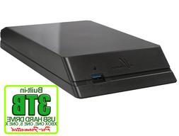 New Avolusion HDDGear 3TB  USB 3.0 External XBOX ONE Gaming