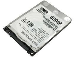 """New MDD 500GB 5400RPM 128MB Cache SATA 6.0Gb/s Slim 7mm 2.5"""""""