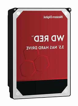 NEW Western Digital Red WD80EFAX 8TB 5400RPM 256MB HDD SATA3