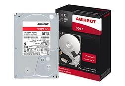 Toshiba P300 Desktop Internal Hard Drive - 3TB