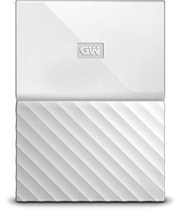 My Passport WDBYFT0040BWT-WESN 4 TB External Hard Drive