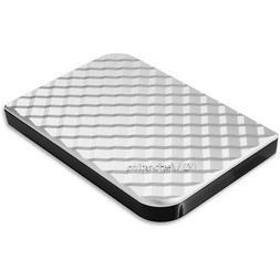 Verbatim 2TB Portable Hard Drive, - Store'n'Go - USB 3.0 - C