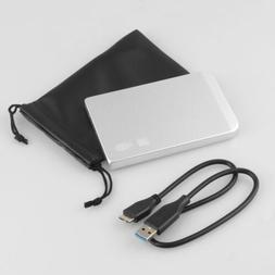 "Portable USB 3.0 2TB 1TB External Hard Drive Disks HDD 2.5"""