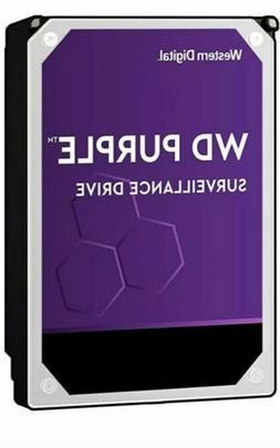 "WD Purple 8TB Surveillance 7200RPM SATAIII 3.5"" Internal Har"