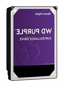 """WD Purple 8 TB Surveillance 7200 RPM SATA 3.5"""" Internal Hard"""
