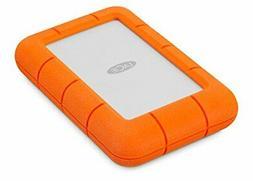 LaCie 5TB Rugged Mini USB 3.0 External Hard Drive #STJJ50004