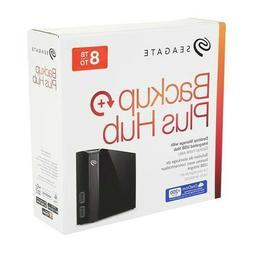 Seagate STEL8000100 Backup Plus Hub 8 TB External Hard Drive