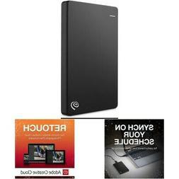 Terabyte External Hard Drive Mac 1TB Portable Mobile Device