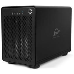 OWC ThunderBay 4 0GB 4-Bay Professional Grade Enclosure w/ T