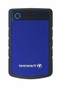 "Transcend TS4TSJ25H3B StoreJet External Hard Drive 4TB 2.5"""