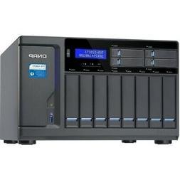 QNAP TVS-1282T3 Ultra-High Speed 12 Bay  Thunderbolt 3 NAS/i