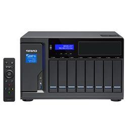 Qnap TVS-882BR-ODD-i7-32G-US Ultra-High Speed 8 bay Blu-ray
