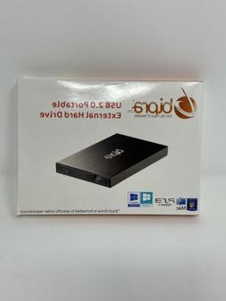 Bipra USB 2.0 Portable External Hard Drive