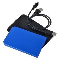 USB 2.0 SATA 2.5 Hard Drive Disk HDD External Enclosure Case