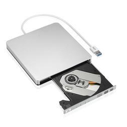 USB 3.0 External Hard Drives DVD/CD Burne Portable Optical