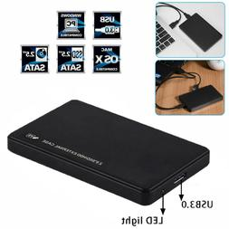 USB3.0 3TB External Hard Drives Storage Portable Desktop Mob