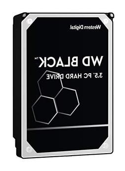 WD Black 4TB Performance Hard Drive - 7200 RPM, SATA 6 Gb/s,