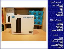 WD Elements 10TB USB 3.0 External Hard Drive WDBWLG0100HBK-N
